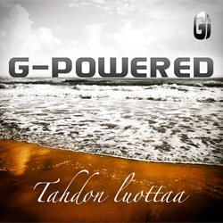G-Powered - Tahdon luottaa CD and mp3 eurodance